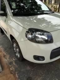 OPORTUNiDADE Fiat Novo UNO VIVACE/RUA 1.0 EVO Fire placa A - 2014