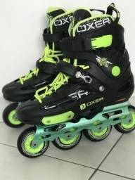 Patins Oxer Freestyle Verde
