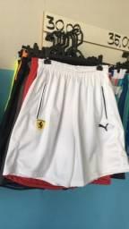 Shorts Ferrari