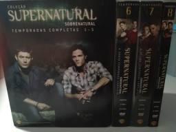 Coleção Supernatural