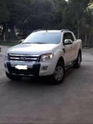 Ford Ranger Limited 3.2 Cabine dupla (diesel) - 2015
