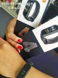 Lançamento!! SmartBand Xiaomi Mi band 4 bateria até 20 dias!! Garantia