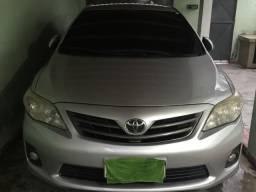 Vendo Corolla XEI Top de linha - 2012