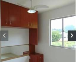 Apartamento mobiliado para estudante de medicina multi vix