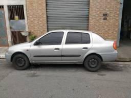 Clio sedan 2001 troco por torno mecanico - 2001