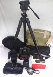 Combo Canon EOS 7D
