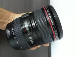 Lente Canon 24-105mm f.4 L