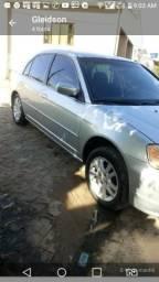Honda civic ano 2001. - 2001