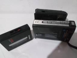 2 Rádio Gravador usado com defeito