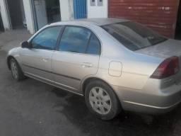 Honda civic lx sedã - 2001