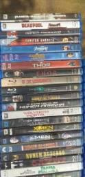 Vários títulos em blu-ray a venda