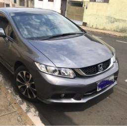 Honda Civic 2015 LXR 2.0 flex - 2015