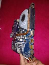 Placa Mãe Notebook Acer Aspire E1