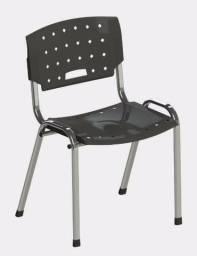 Cadeira plastica [Novas] Garantia 01 ano