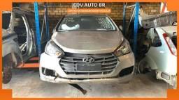 Sucata Hyundai HB20 1.0 3cc 2017