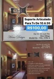 Suporte De Tv Até 100 Polegadas, Samsung, Philco, Lg