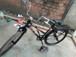 Vendo essa bicicleta em perfeito estado 170 entrego.