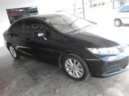 Honda Civic LXS 1.8 16v 2013 Manual Completo, conservado e emplacado! - 2013