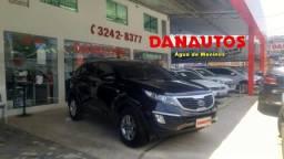 Sportage 2.0 Lx3 Automático Gasolina 2012 - 2012