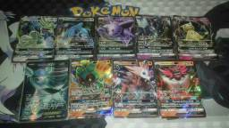 Super Lote Ex e GX - Pokémon TCG