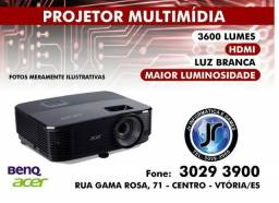 Projetor Multimidia Acer 3600 Lumes - Novo com Garantia