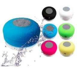Caixa De Som Bluetooth Banheiro Piscina Prova D'água 10w