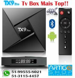 Tv Box Tx9 Pro 4k 3gb Ram / 32gb Interno S912 Arm Octa Core