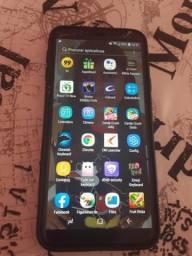 Vende se um celular j4 core novo sem nem um arranhão capa e pelicula de vidro