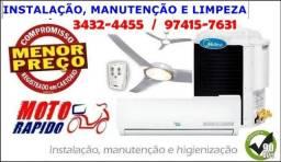 M.P.1 Eletricista, Ventilador de teto, Bomba, Relógio, Quadro de distribuição, PC,