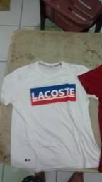 2 camisas pouco usadas p
