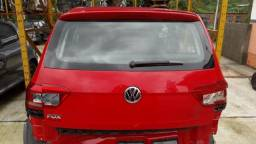 Tampa Porta-malas com o Vidro VW Fox 2017 Original