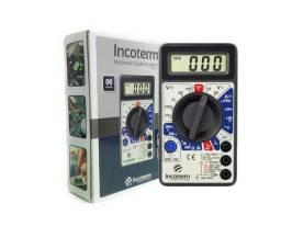 Multímetro Digital MD-020 Incoterm