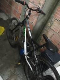 Bicicleta Caloi aro 26 com marcha