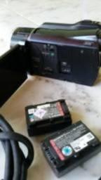 Câmera sony HD