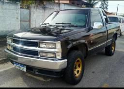 Chevrolet Silverado MWM turbo diesel 4.2 conquest completa cabine simples) - 1999