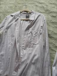 Camisa social original lacoste