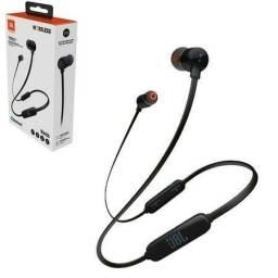 Fones de ouvido **-auriculares sem fio preto unisex