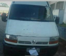 Van master furgão quitada - 2004