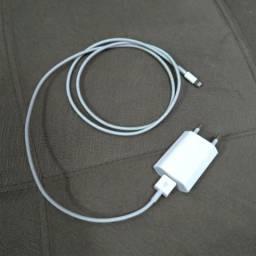 Cabo + carregador original Apple iPhone 8 Plus