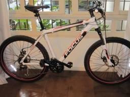 Bicicleta Focus Highland Peak Disc - Pouco Usada - Aro 26