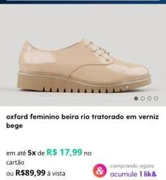 Vendo Tênis Beira Rio.