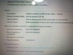 Acer i5 ssd 240gb