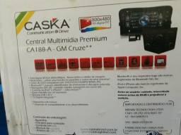 Kit Multimídia Cruze