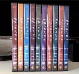 As 10 temporadas de Friends (completo)