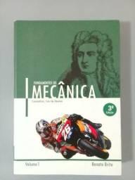 Livro de física mecânica - fundamentos da mecânica - Renato brito
