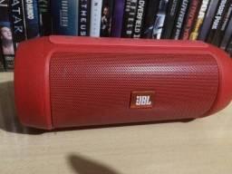 Caixa de som JBL Charge 2 com Bluetooth