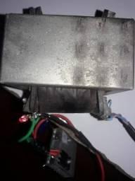 Carregador de bateria carga lenta 14.4 volts