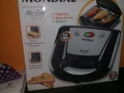 Sanduicheira grilll por apenas 50,00