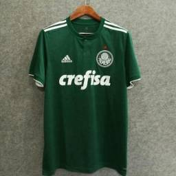 Camisa Palmeiras 2018 campeao Brasileiro! tamanho m