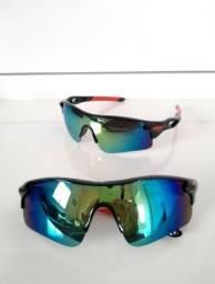 Óculos para Ciclismo e Corrida